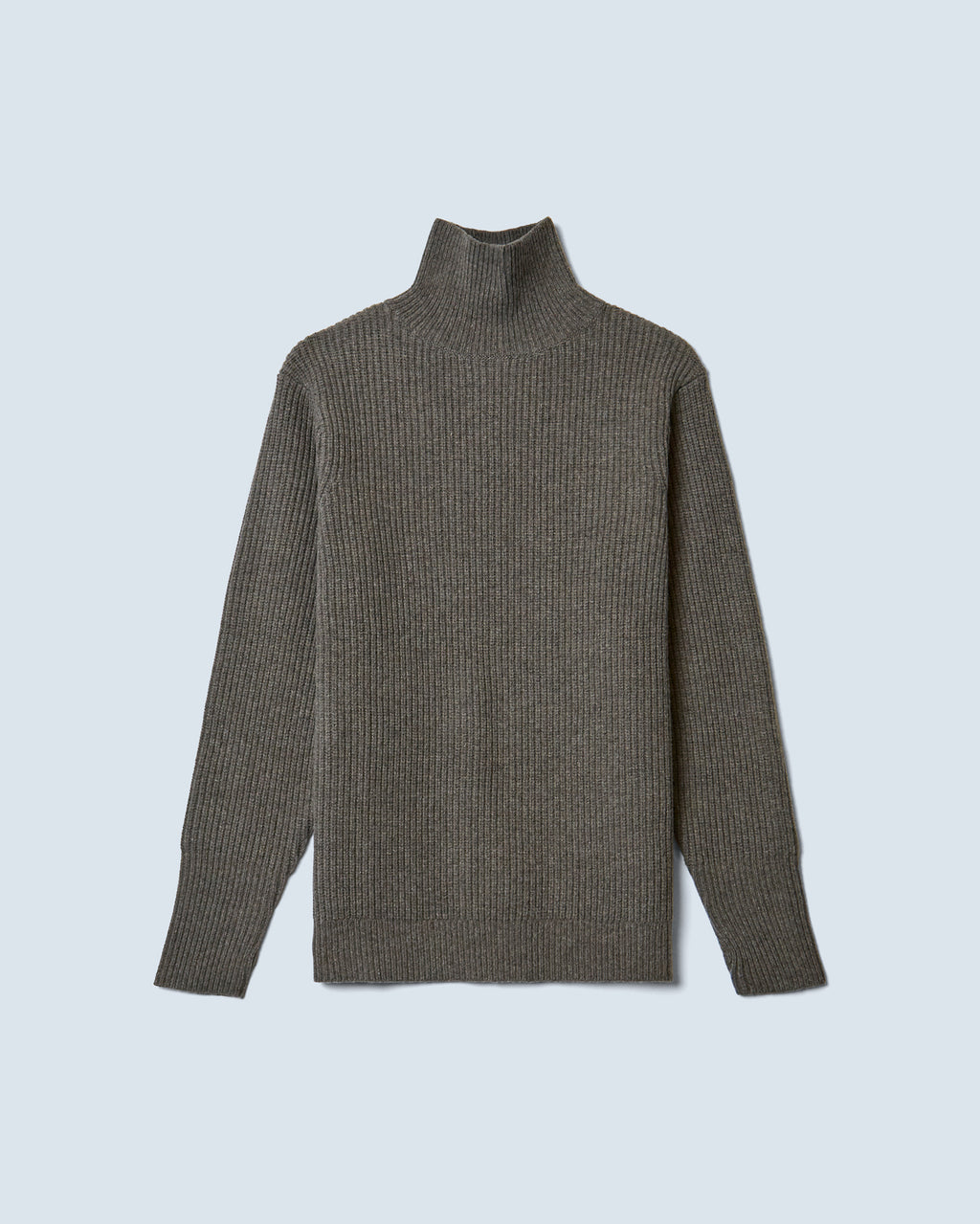 The Udo Sweater in Warm Grey