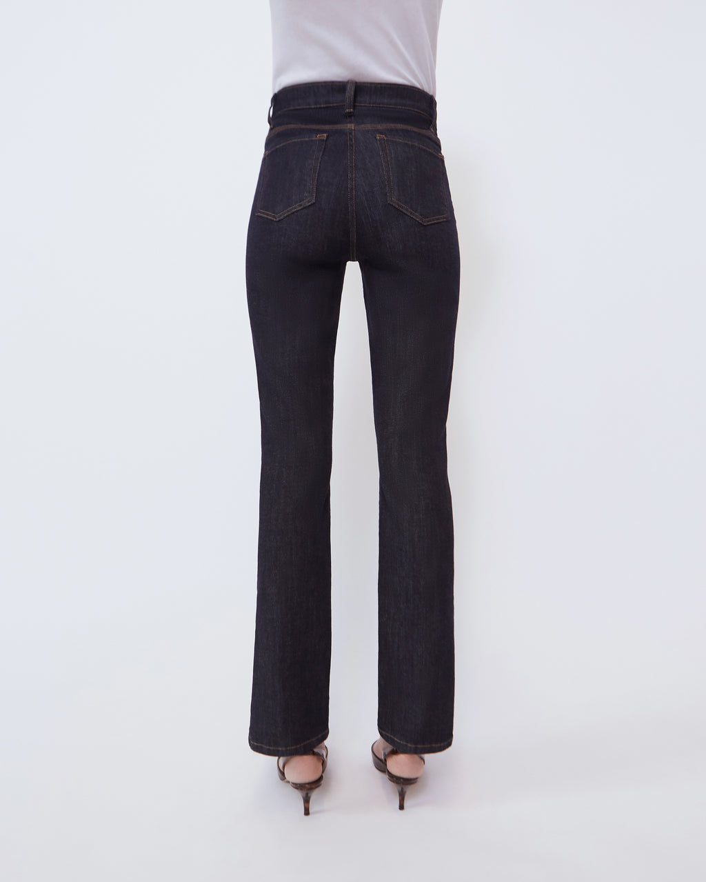 The Vented Skinny Jean in Abyss