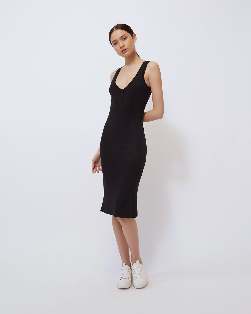 The Lyric Dress in Black