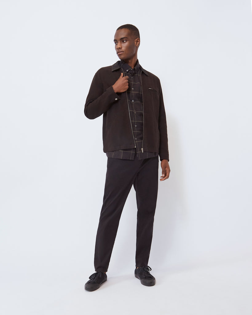 The Duncan Jacket in Black