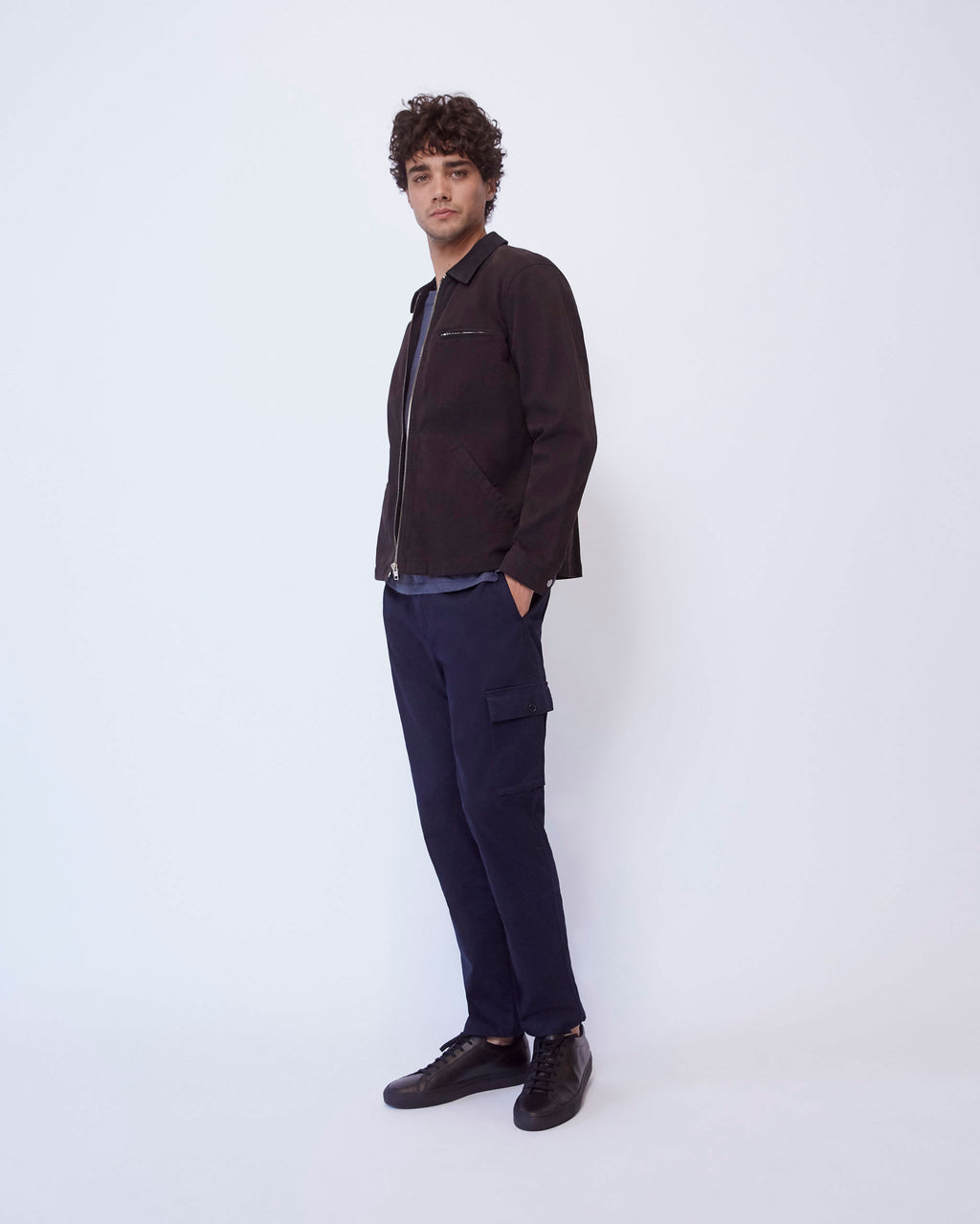 The Sandkey Pant in Navy