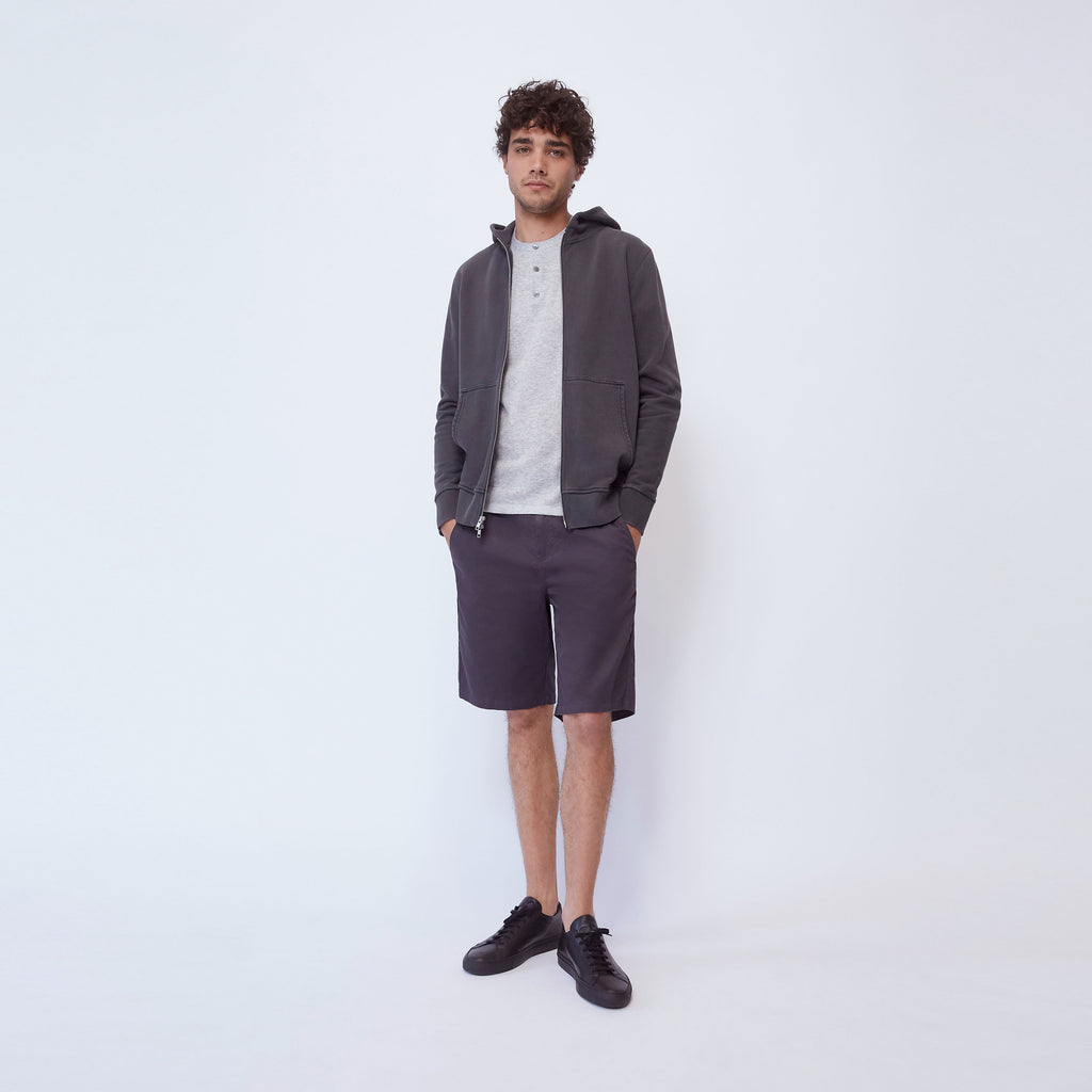 The Wyatt Short in Washed Black