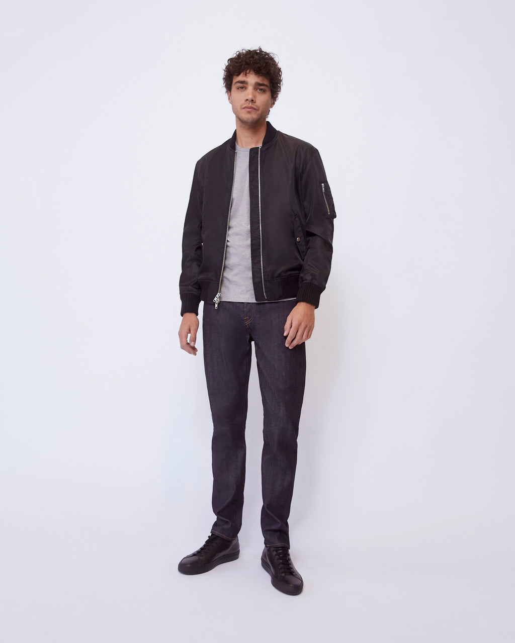 The Coray Jacket In Black