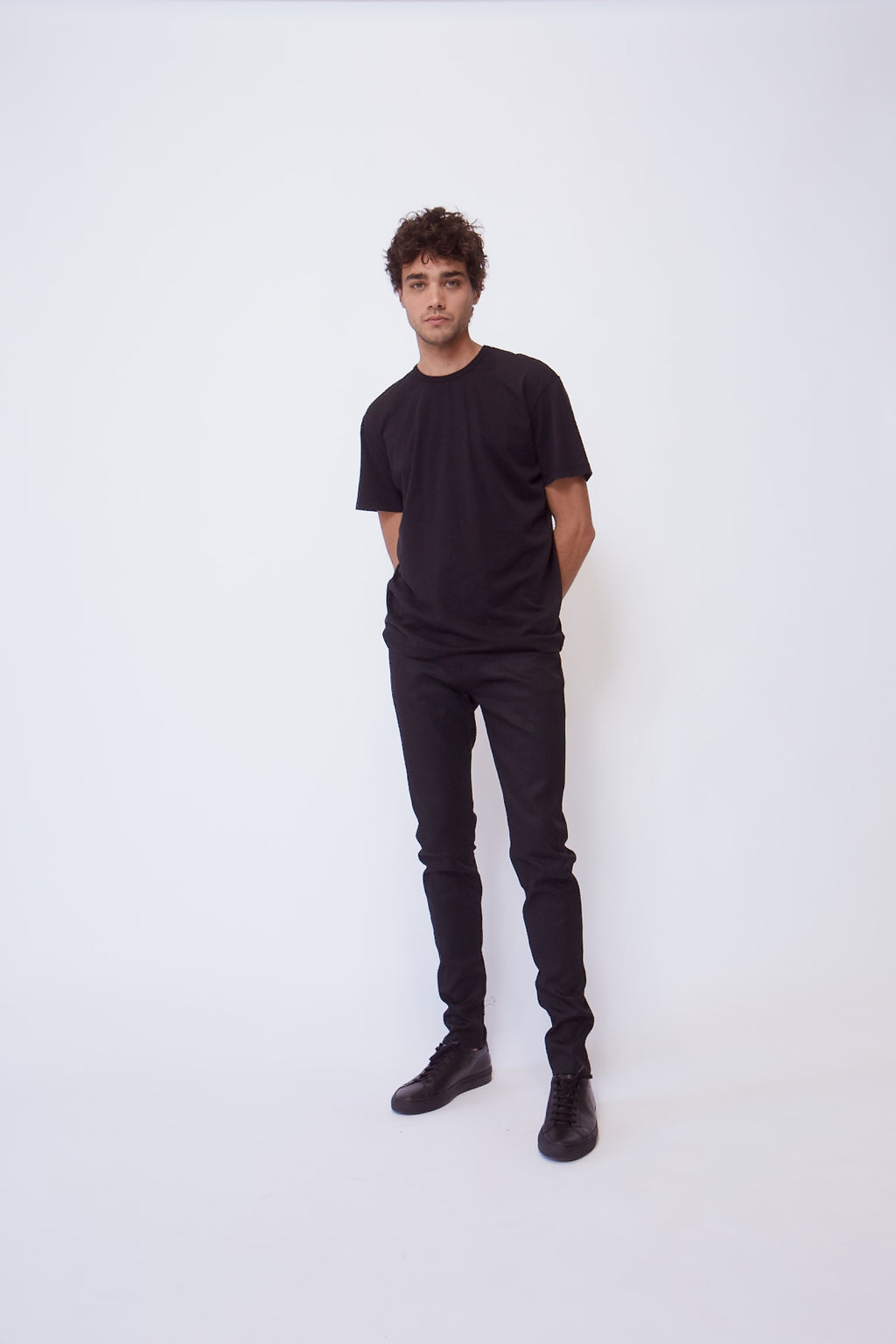 The Modern Classic Tee in Black