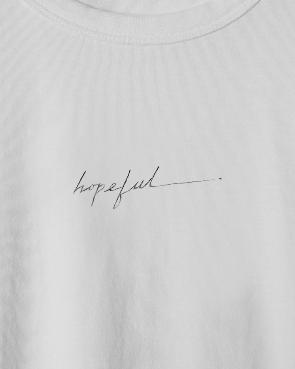 """Hopeful"" Tee Womens"