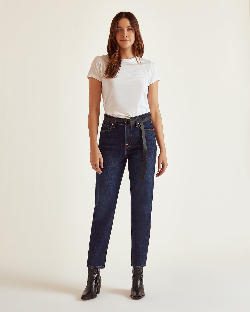 The Vintage Straight Jean in Solstice