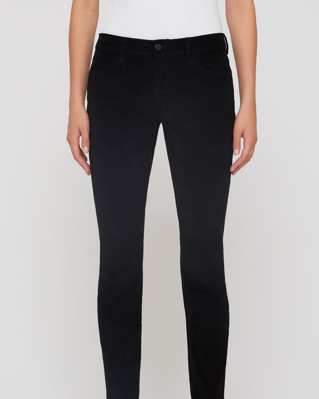The Sophia Jean in Black Corduroy