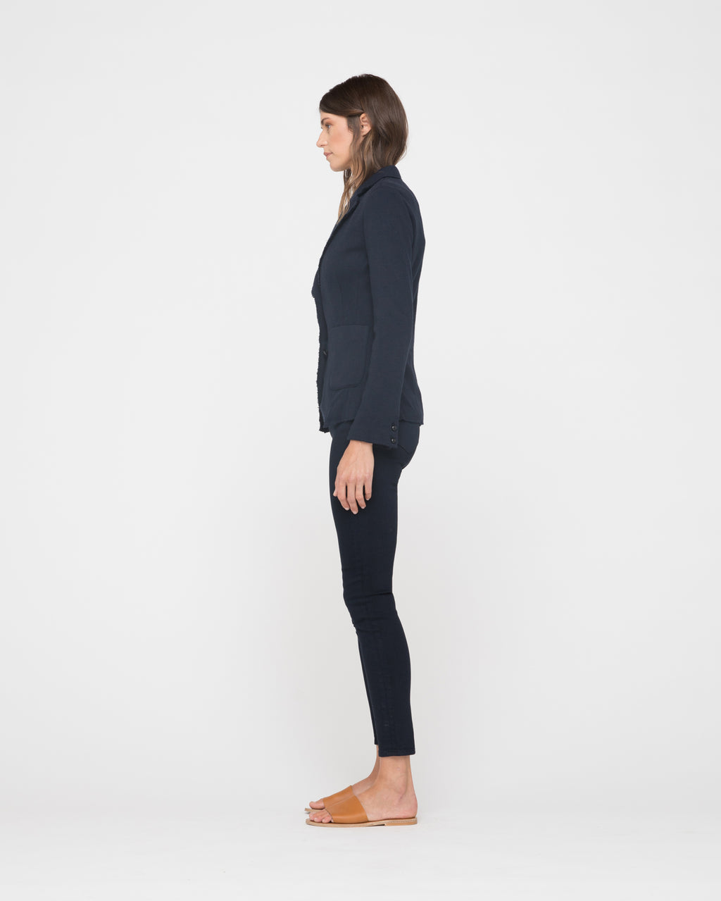 The Karlie Jean in Midnight