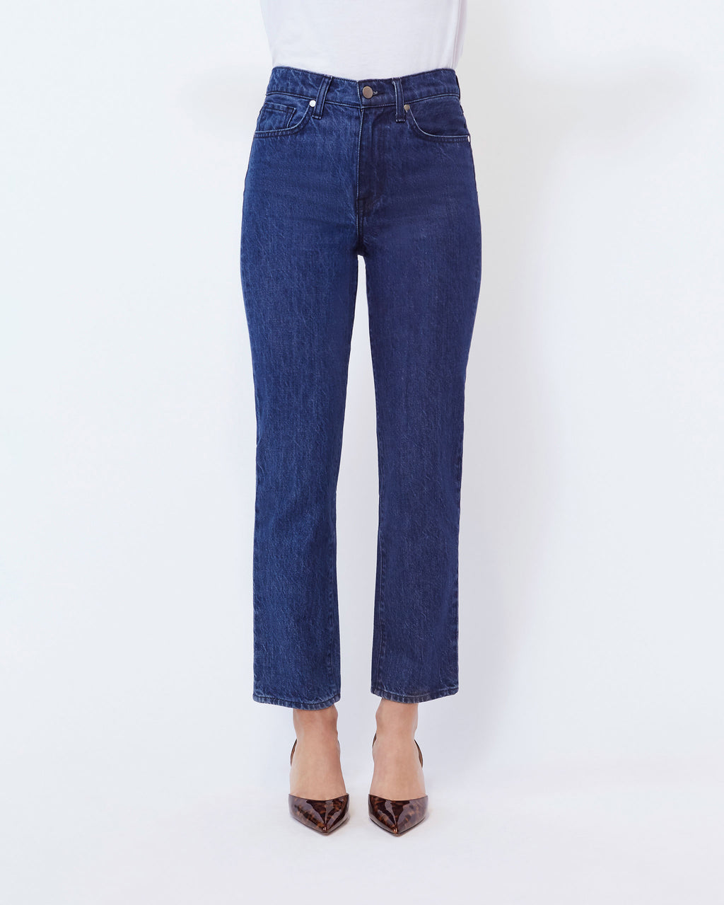 The Vintage Straight Jean in Enigma