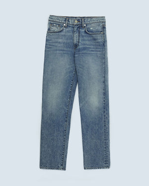 The Vintage Straight Jean in Vintage Blue