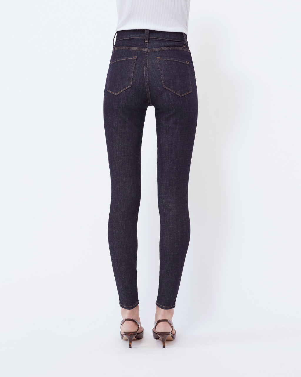 The Ultra High Rise Skinny Jean In Abyss