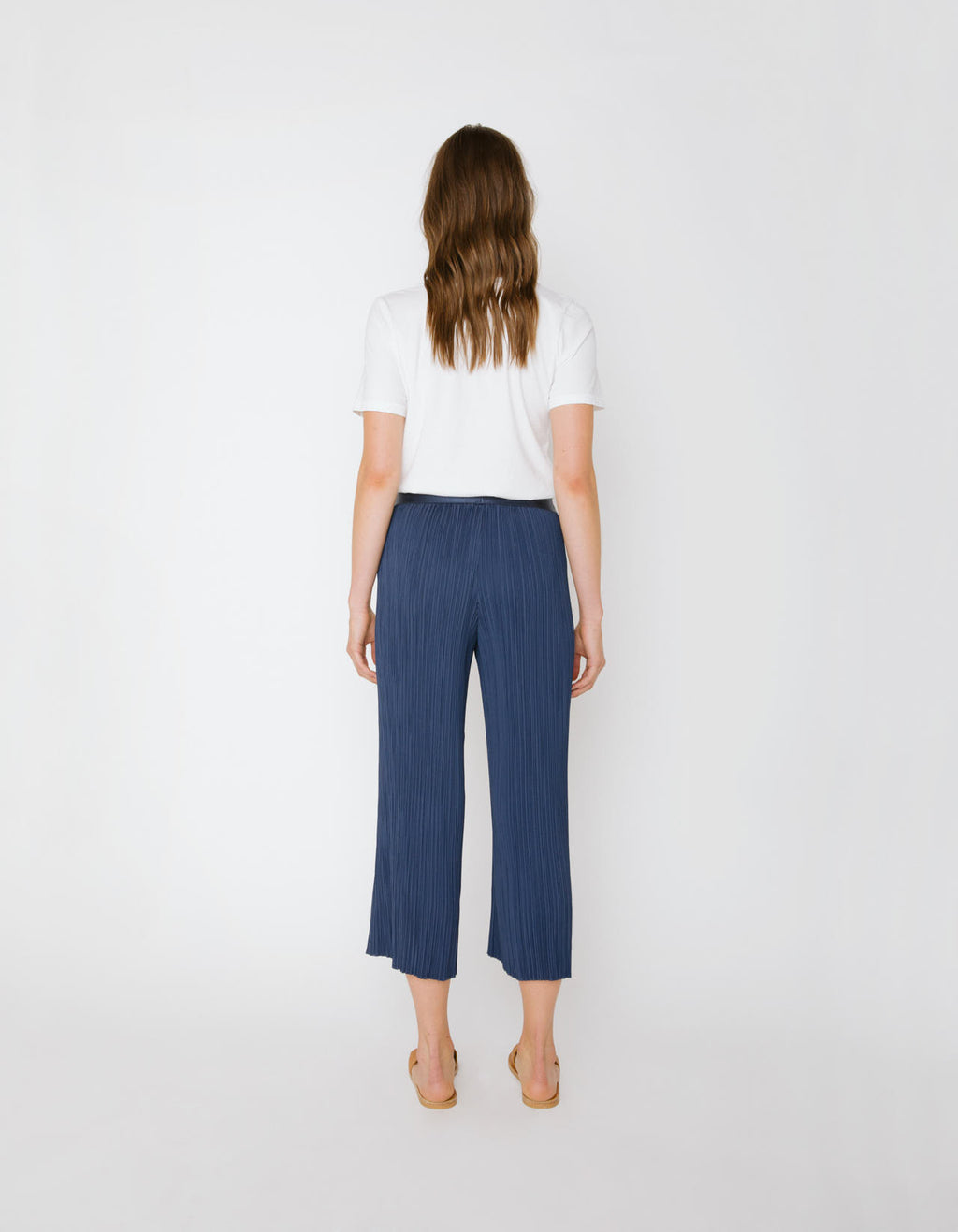 The Evelyn Pant in Navy