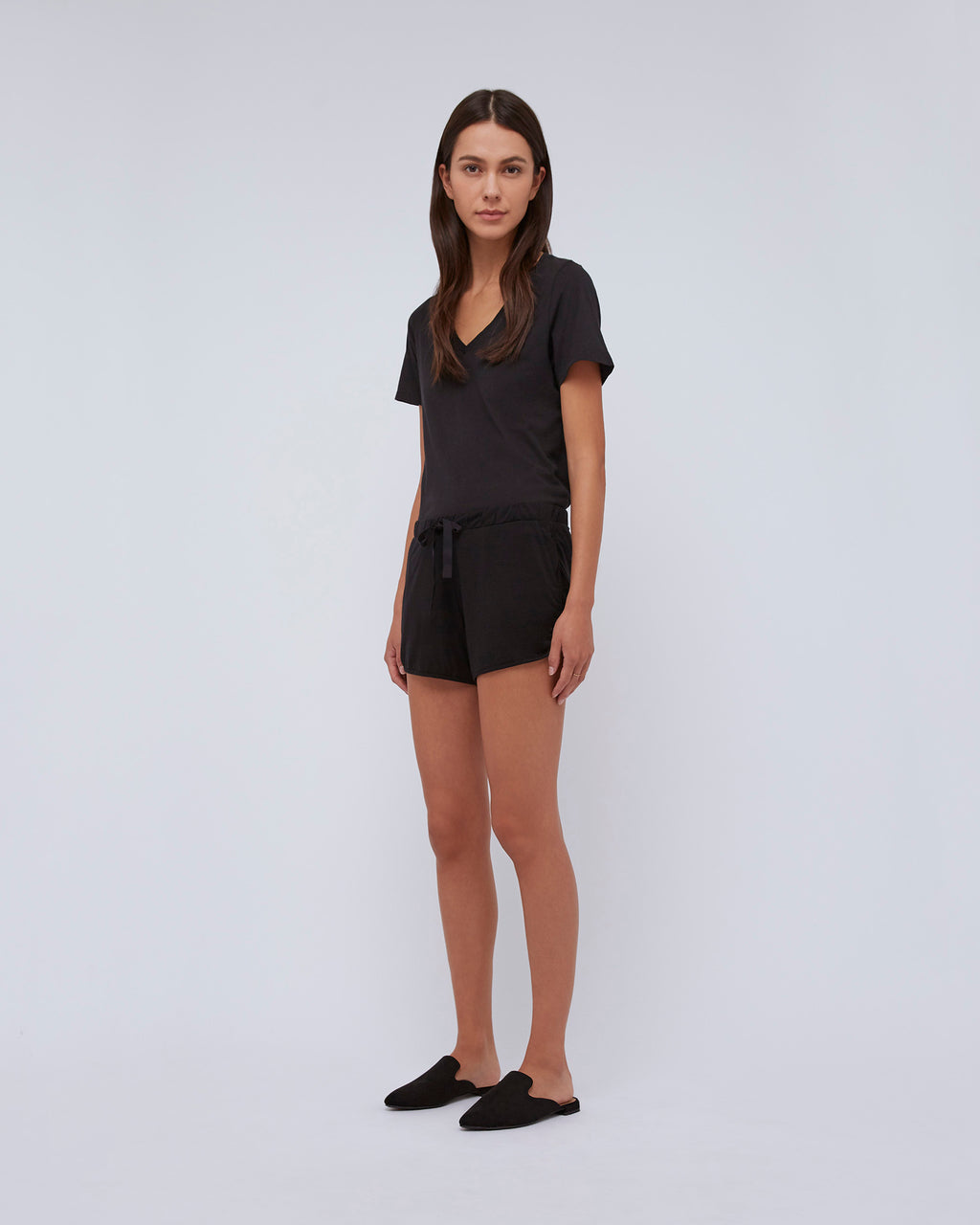 The Dolly Short In Black