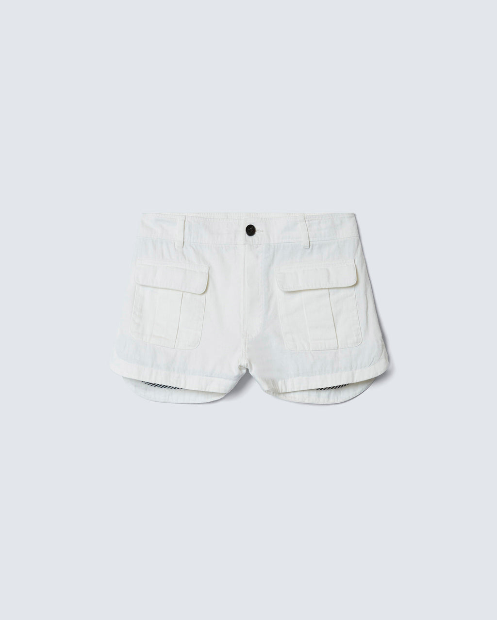 The Sawyer Short in Optic White