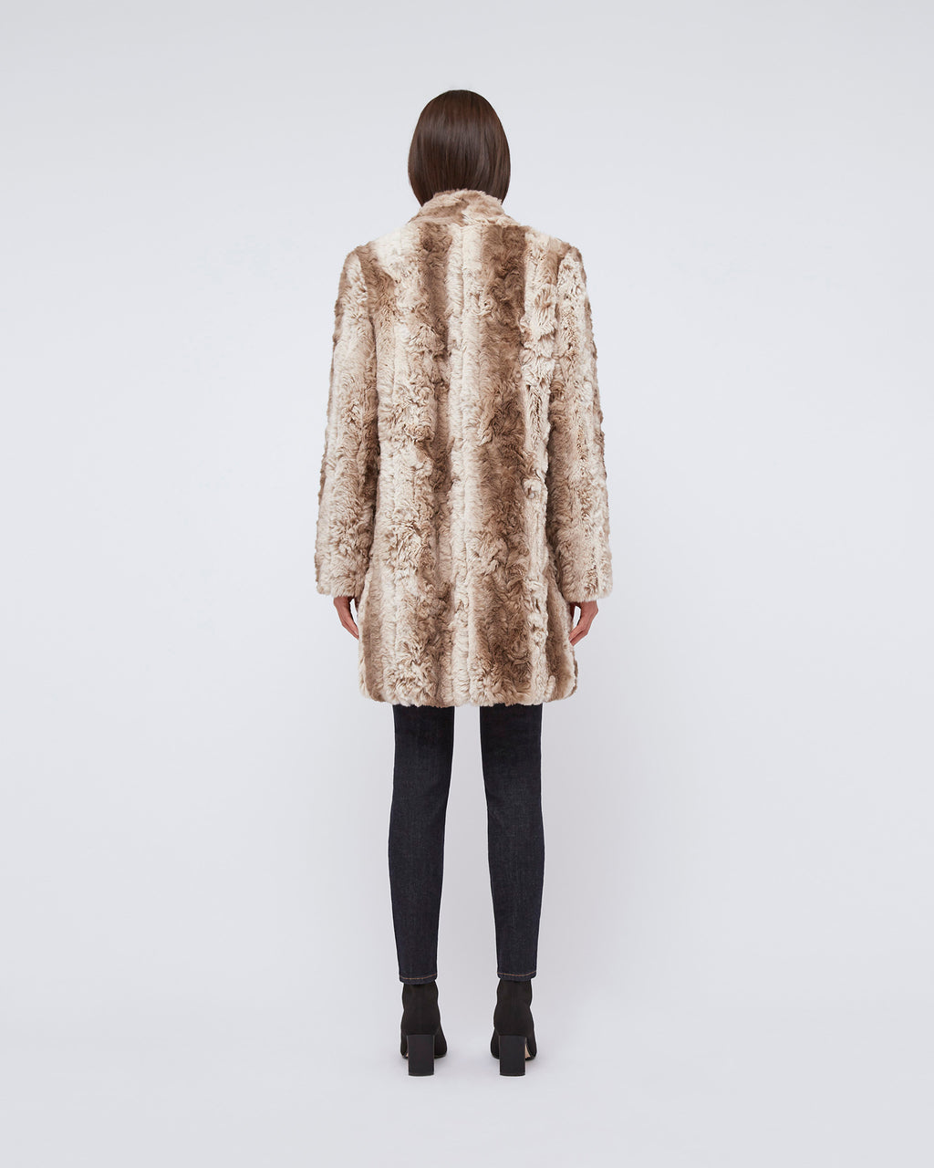 The Leonore Coat in Tawny