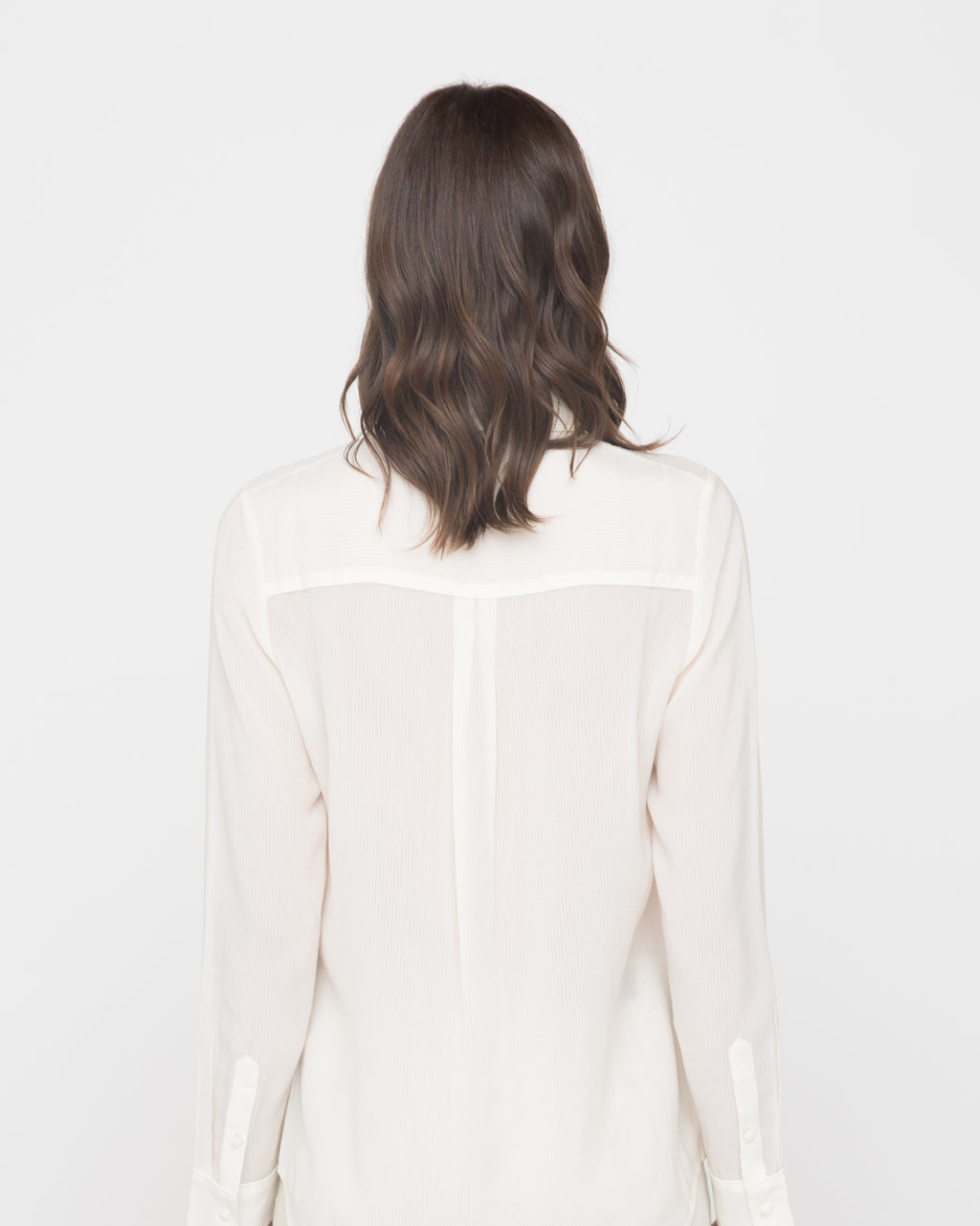 The Nora Shirt in Almond