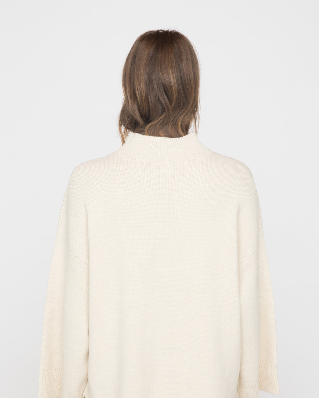 The Winona Sweater in Almond