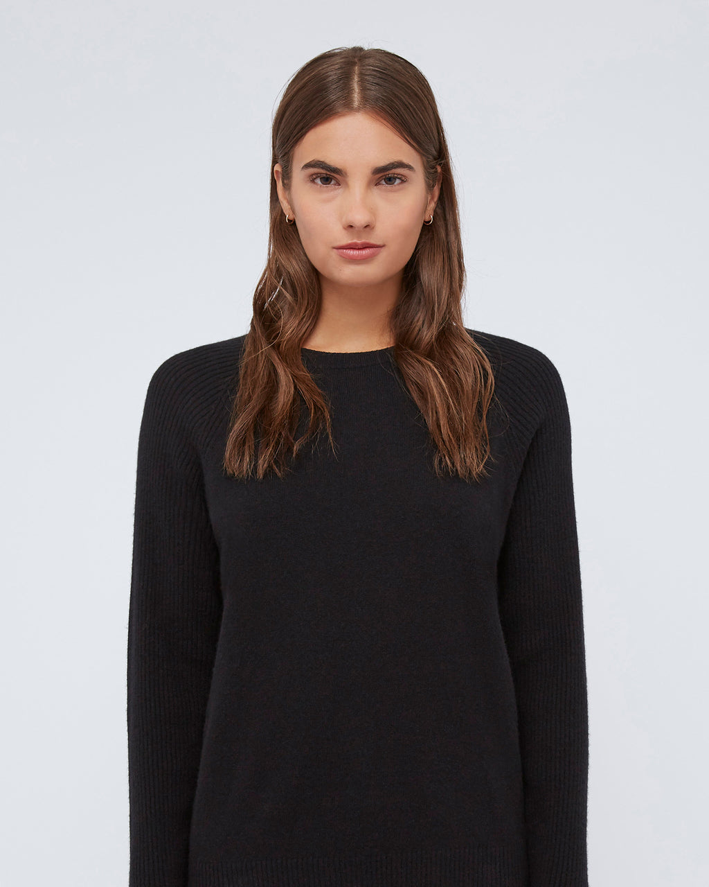 The Ruthie Sweater In Black