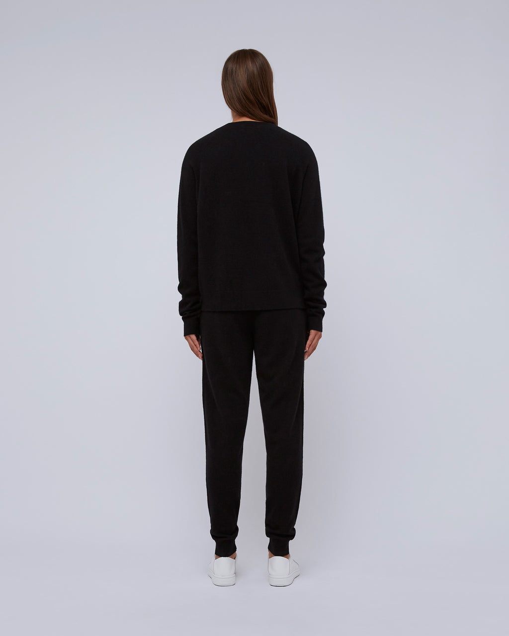 The Elle Sweater In Black