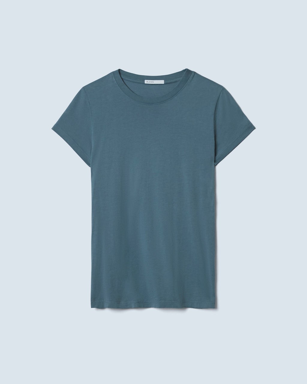 The Perry Tee in Sage Smoke
