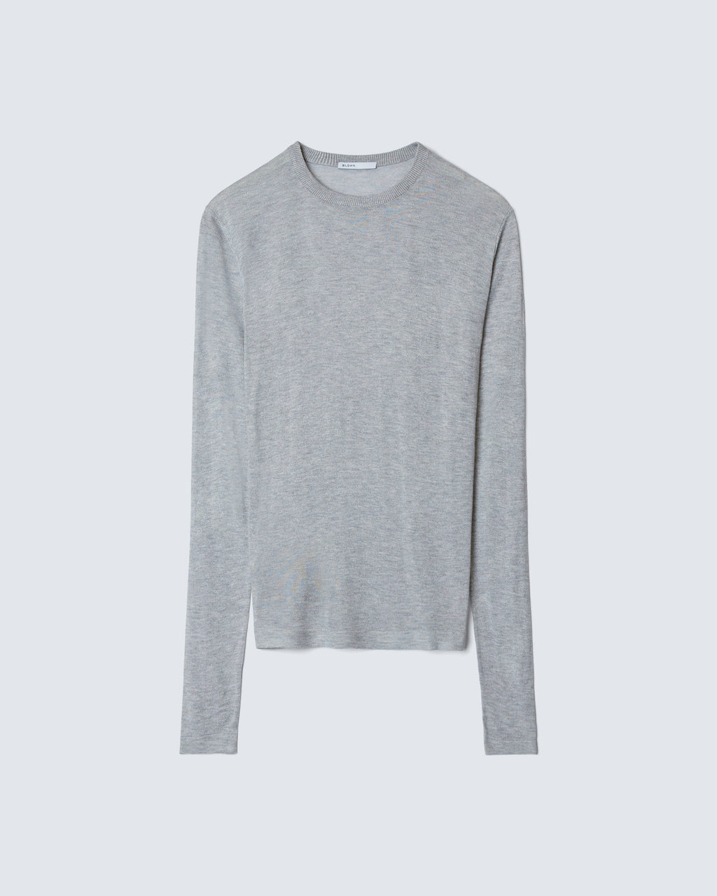 The Lou Sweater in Heather Grey