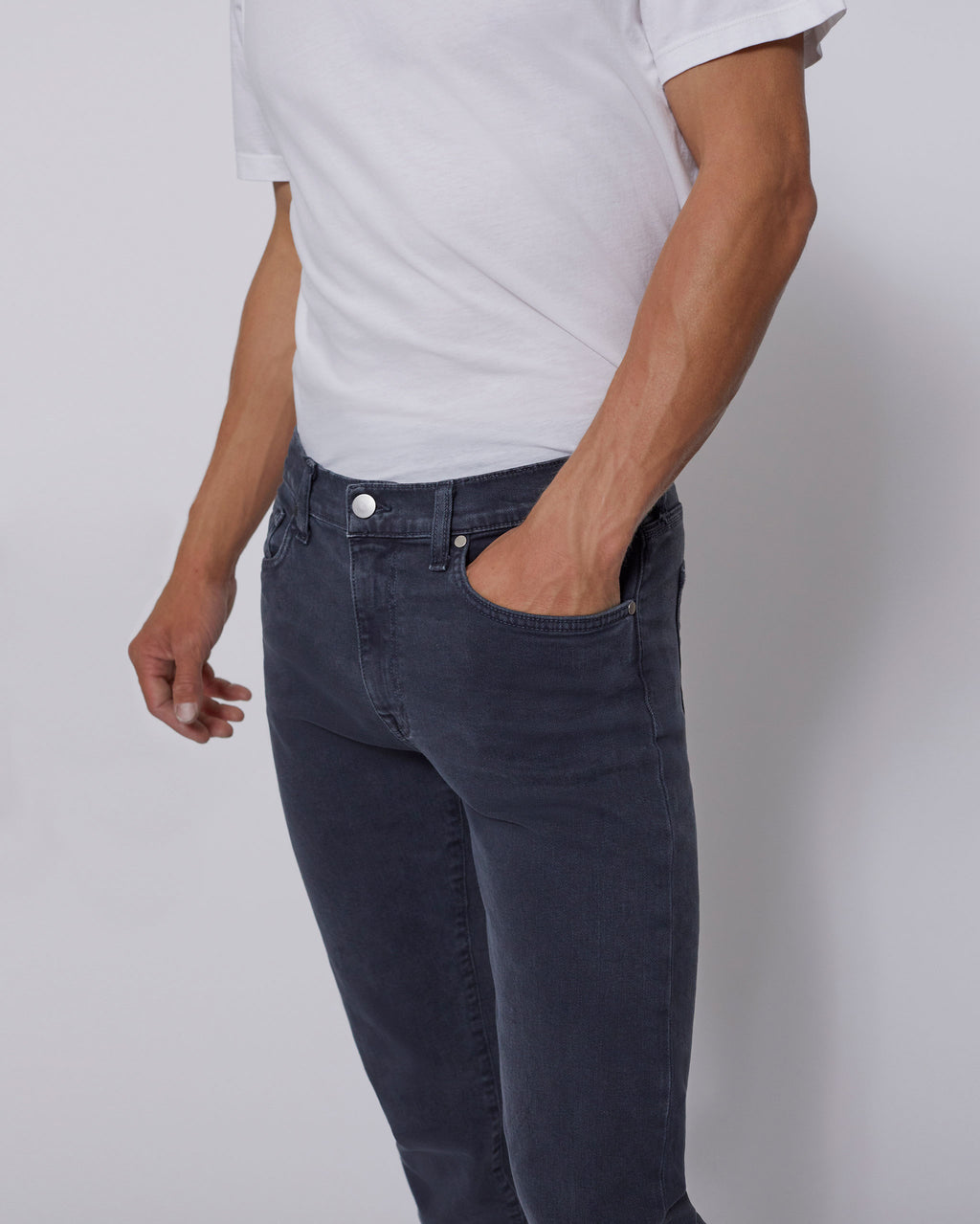 The Modern Slim Jean in Cadet