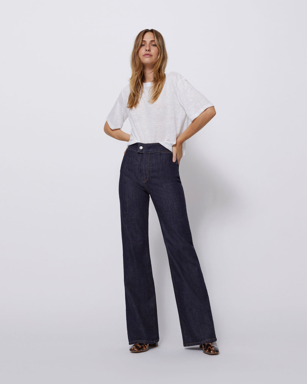 The Piper Pant in Abyss