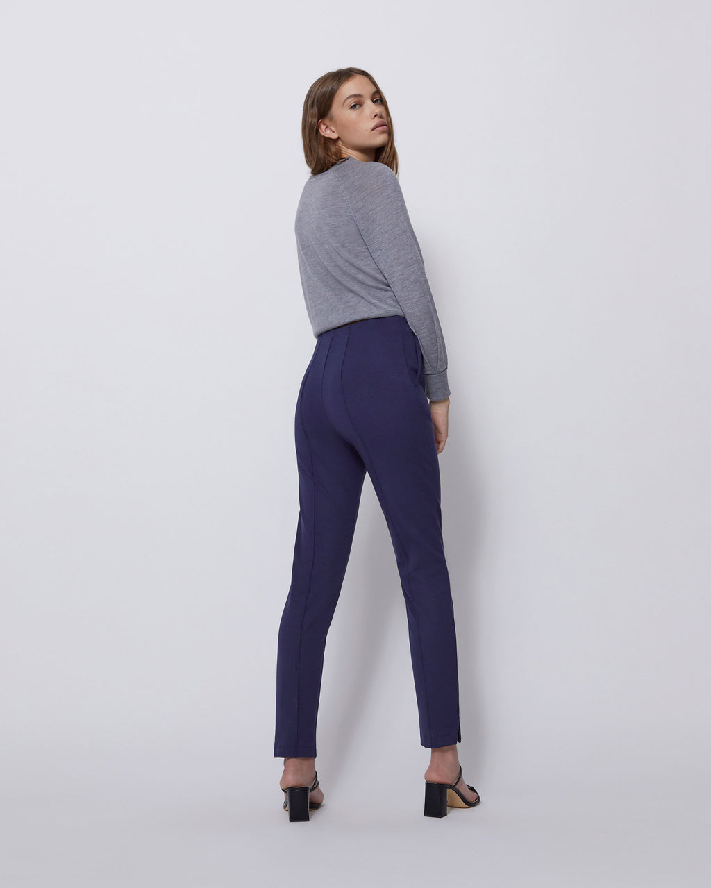 The Aria Pant in Nocturnal