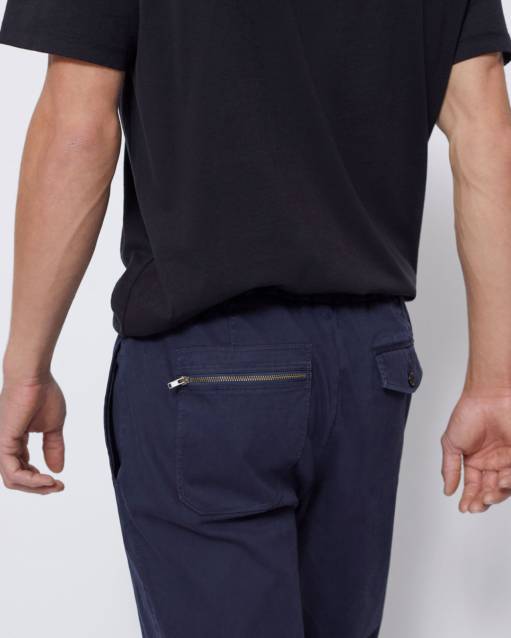 The Wakeman Pant in Washed Midnight