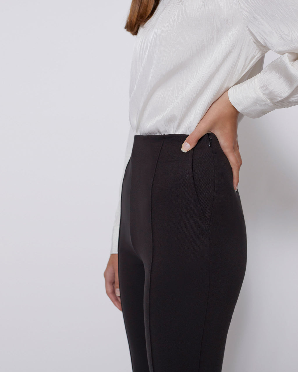 The Aria Pant in Black