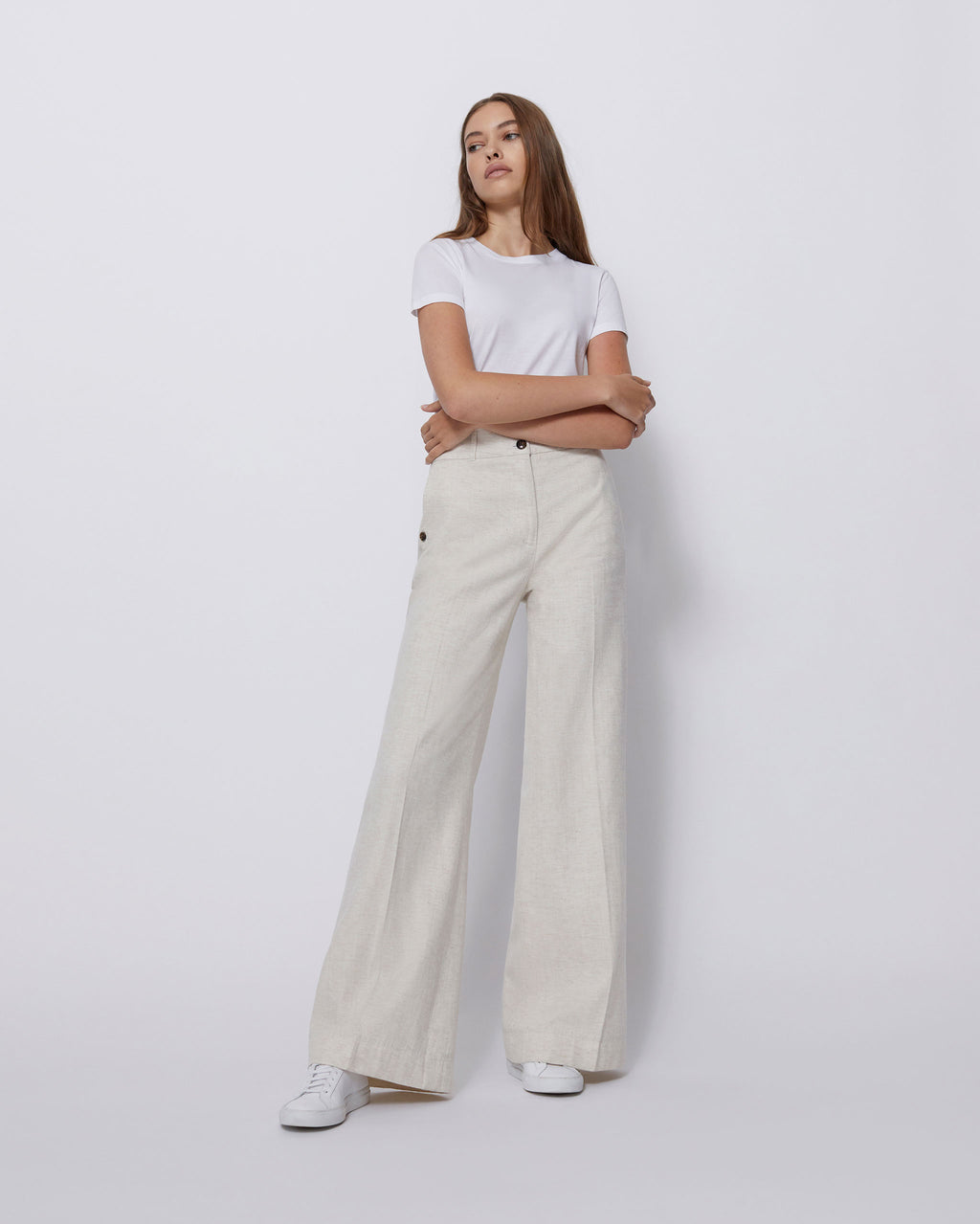 The Wynn Pant in Hemp