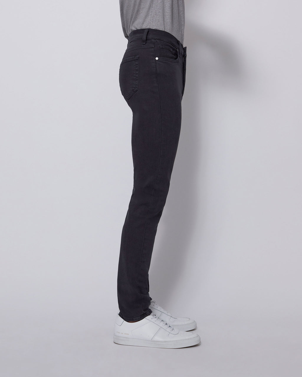 The Modern Slim Jean in Smoke