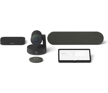 Load image into Gallery viewer, Logitech Google Meet Medium Room Bundle
