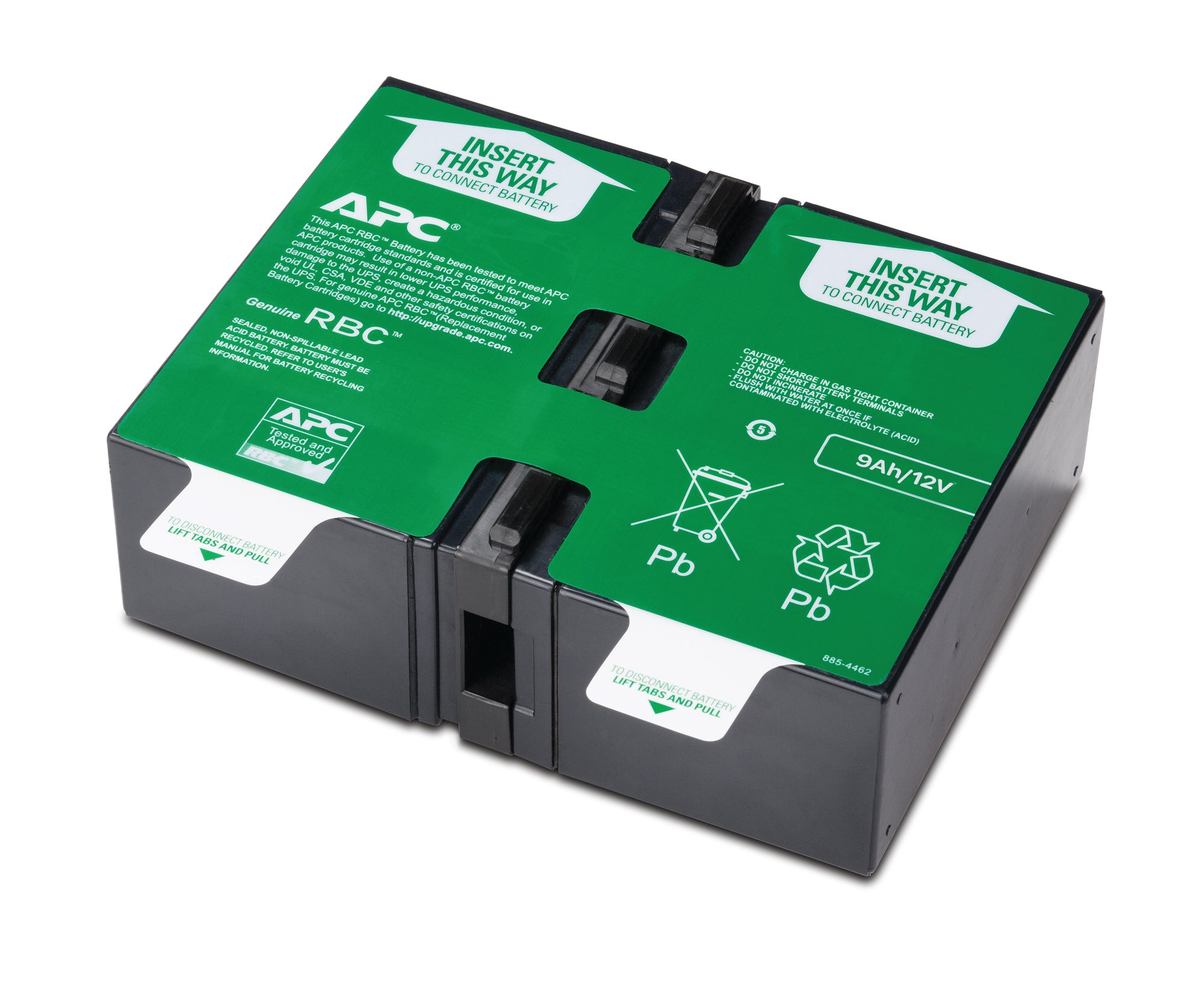APCRBC124 APC Replacement Battery Cartridge #124