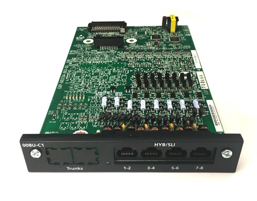 IP7WW-008U-C1 - 8 Hybrid/Analog Extensions Board