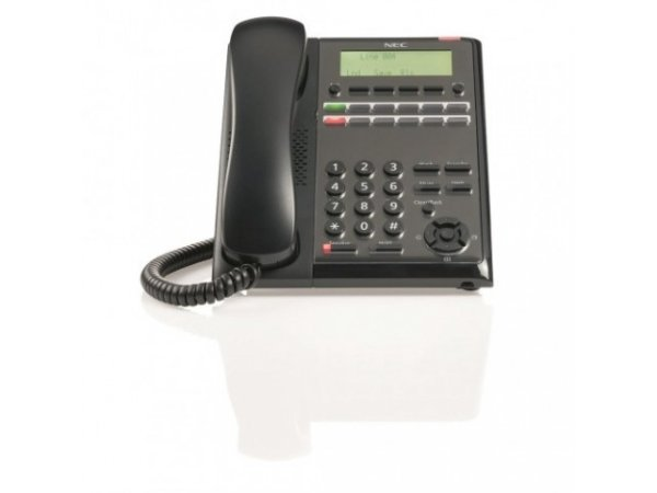 IP7WW-12TXH-A1 TEL(BK) - 12 Buttons Digital Phone