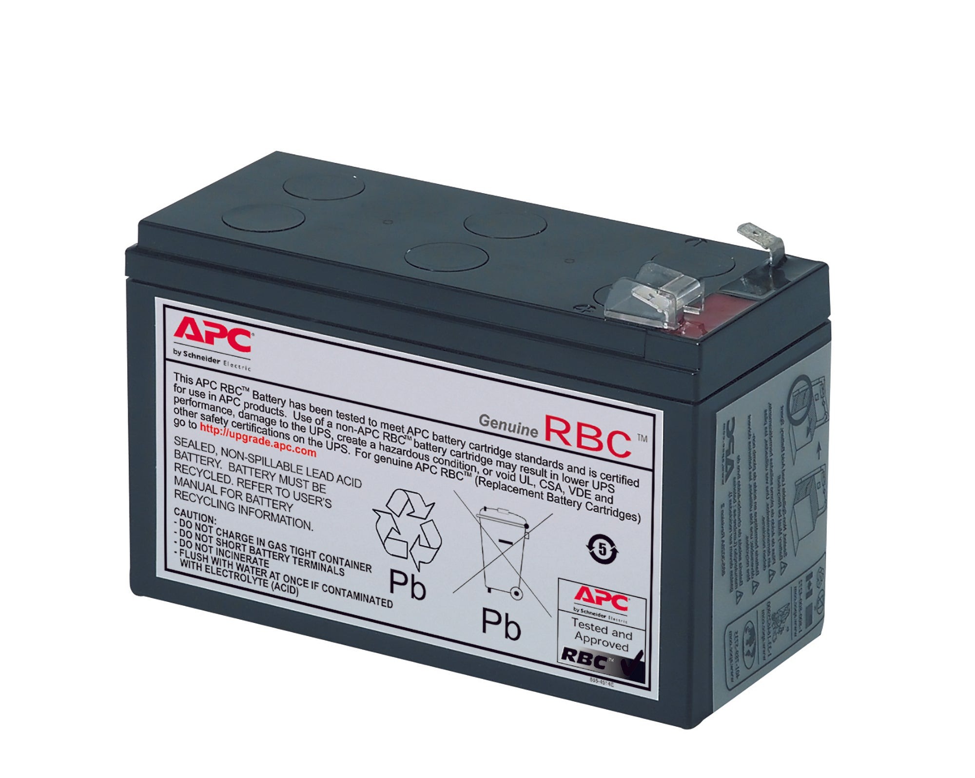 RBC17 APC Replacement Battery Cartridge #17