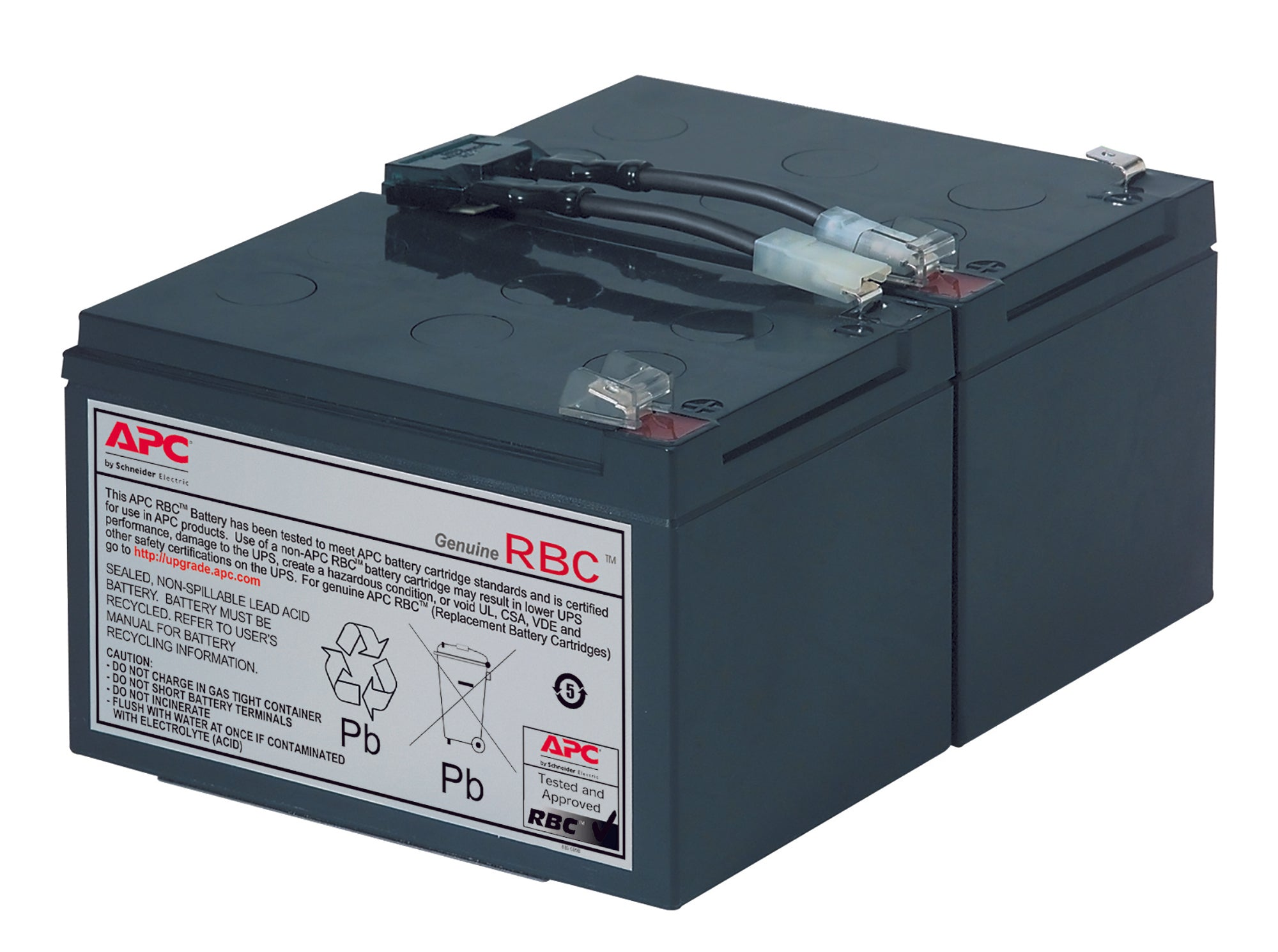 RBC6 APC Replacement Battery Cartridge #6
