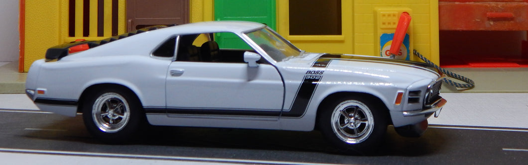 1970 Ford Mustang Boss 1/24 Scale