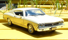 1968 Chevy Chevelle SS396 Hard Top 1:24 scale