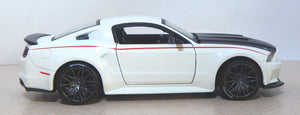 2014 Ford Mustang Street Race 1/24 Diecast