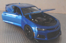 2017 Chevrolet Camaro ZL1 Hard Top. 1:24 scale