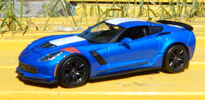 2017 Chevrolet Corvette Grand Sport Hard Top 1/24