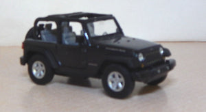 Jeep Wrangler Convertible Top 1/32