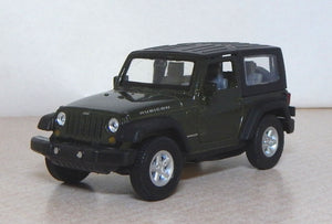 Jeep Wrangler Hard Top 1/32