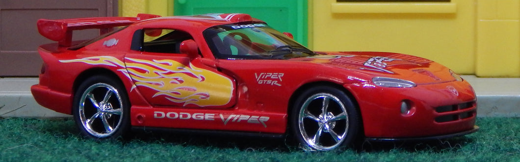 Dodge Viper Race Car #03 1/36