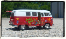 1962 Volkswagen Classic Bus with Decals 1:32 scale