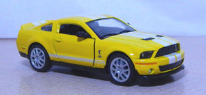 2007 Shelby GT500 Hardtop 1:38 scale