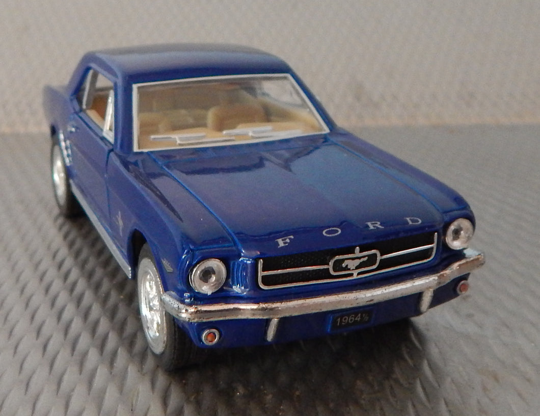 1964 1/2 Ford Mustang Hardtop 1:36 scale