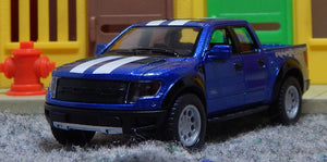 2013 Ford F-150 SVT Raptor SuperCrew Pickup with Sunroof 1:46 scale